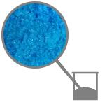 Solfato di rame 98%-99% Granitello